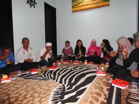 Buka Puasa & Idul Fitri Celebration
